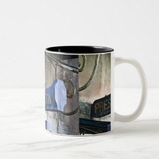Home Of Jazz Two-Tone Coffee Mug