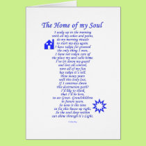Home of My Soul Card