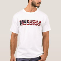 Home of the Brave America t-shirt