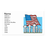 Home Of The Brave Business Card Templates