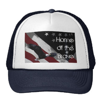 Home of the Brave Hat