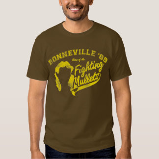 Home of the Fighting Mullets Shirt