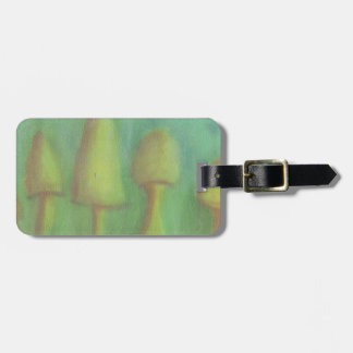 Home of the Meadow Faeries Travel Bag Tag