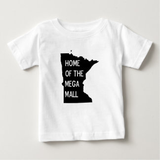 Home of the Mega Mall MN Silhouette Infant T-Shirt