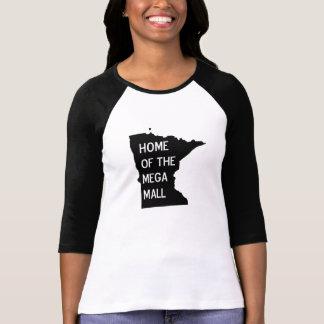 Home of the Mega Mall MN Silhouette Tee Shirt