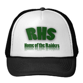 Home of the Raiders Hat