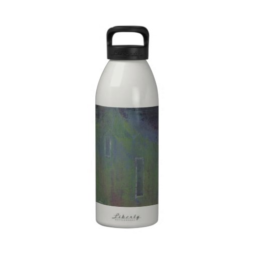 Home of the Sea Faeries Water Bottle