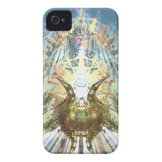 Home of the Vimana, Joseph Maas Case-Mate iPhone 4 Case