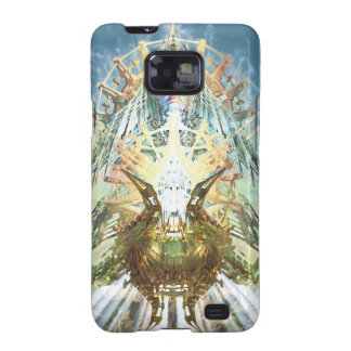 Home of the Vimana, Joseph Maas Samsung Galaxy S2 Case