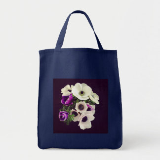 Home Office custom personalize business flowers Tote Bag