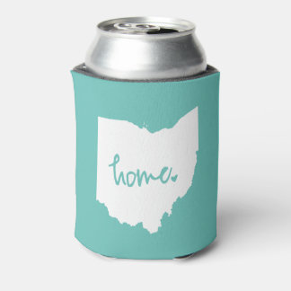 Home Ohio Custom Color Can Cooler