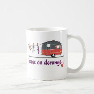 Home on Deranged Coffee Mug