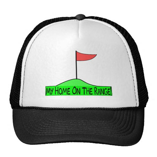 Home On Range Trucker Hat