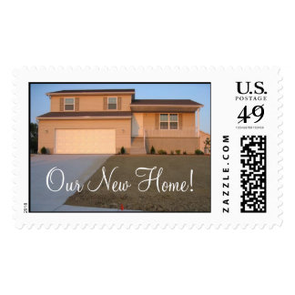 Home, Our New Home! Postage