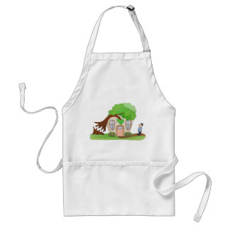Home Owner Disaster Day Apron