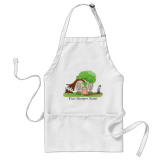 Home Owner Disaster Day Aprons