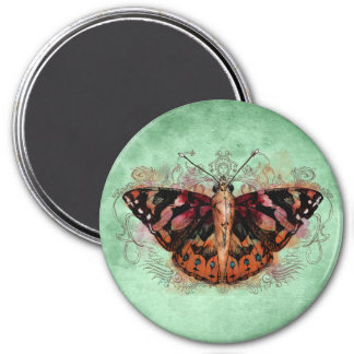 Home - Painted Lady Magnet