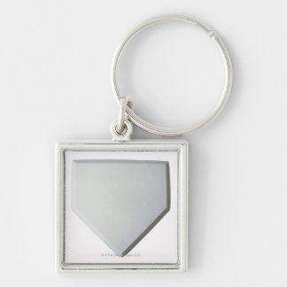 Home plate keychain