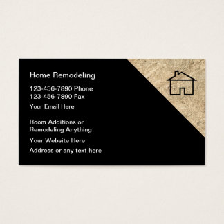 home remodeling business