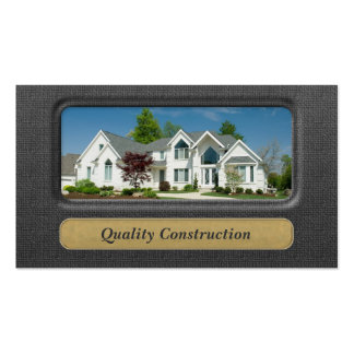 Home Remoldling / Home Construction Business Card Templates