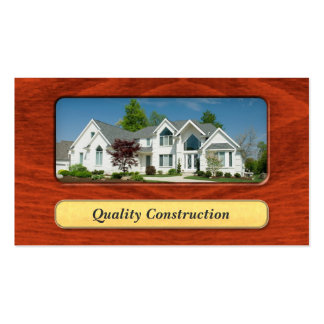 Home Remoldling / Home Construction Business Card