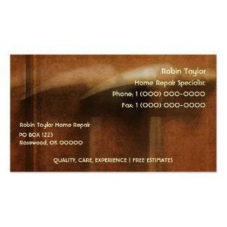 Home Repair Hammers Business Card