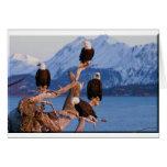 Home run Alaska de Eagles calvo Felicitación
