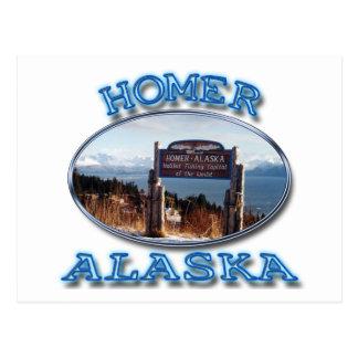 HOME RUN, ALASKA TARJETAS POSTALES