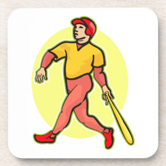 Home Run Drink Coaster