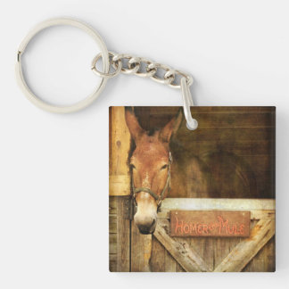 Home run el llavero de la mula