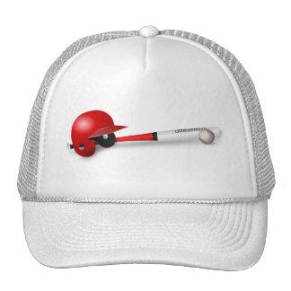 Home Run Game Team Coach Sports Ball Fun Baseball Hats