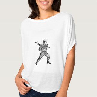 Home Run Game Team Coach Sports Ball Fun Baseball T-Shirt