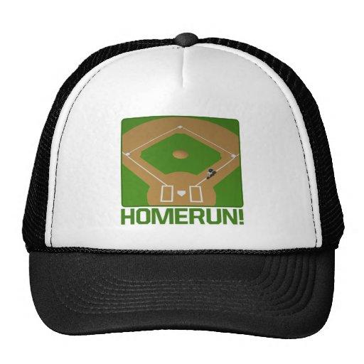 Home run gorras de camionero