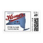 Home run histórico: El corazón de los sellos del m