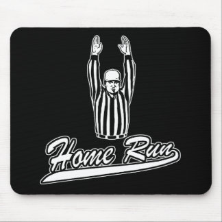 Home Run Mouse Pad