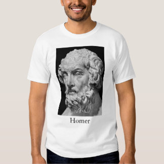 Home run y el Iliad Playeras