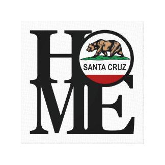 HOME Santa Cruz Canvas
