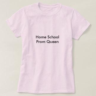 Home School Prom Queen T Shirt