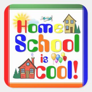 Home School  ~ Sticker