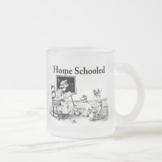 Home Schooled Clothing and Gifts Coffee Mug