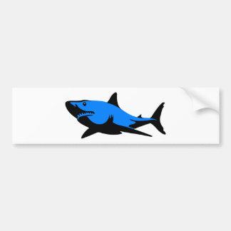 Home shark Office custom personalize business Bumper Sticker