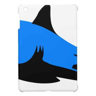 Professional Business Home shark Office custom personalize business iPad Mini Case