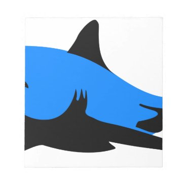 Professional Business Home shark Office custom personalize business Notepad