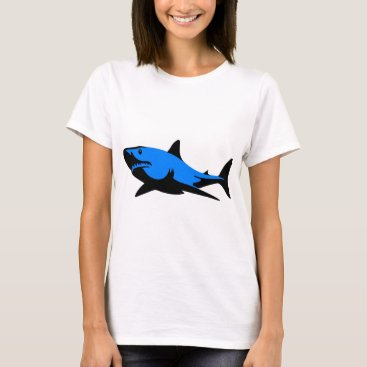 Professional Business Home shark Office custom personalize business T-Shirt