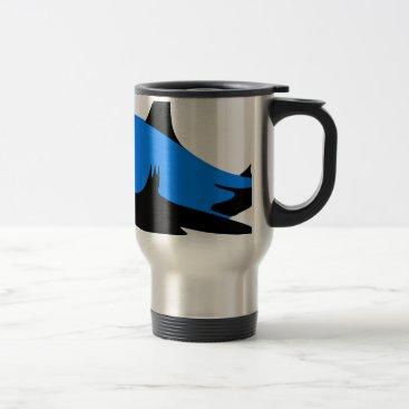Professional Business Home shark Office custom personalize business Travel Mug