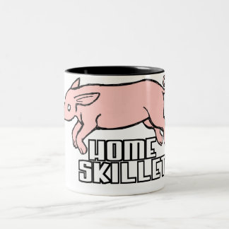 Home Skillet mug