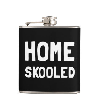 Home Skooled Flasks
