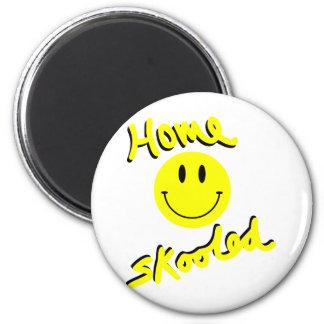 Home Skooled Magnet