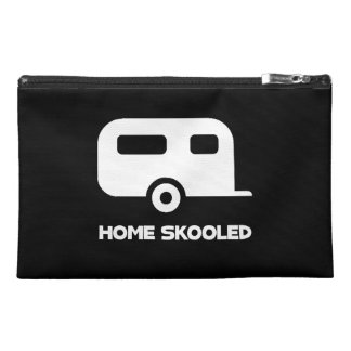 Home Skooled Travel Accessory Bags