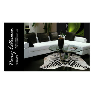 Home Stager Interior Designer Double-Sided Standard Business Cards (Pack Of 100)